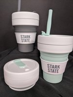 CUP - COLLAPSIBLE STOGO STARK STATE CUP