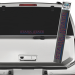 STARK STATE DECAL - LONG RECTANGLE